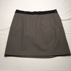 Classy GAP skirt with side zipper new w/o tags!